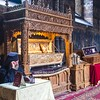 Monastery priest