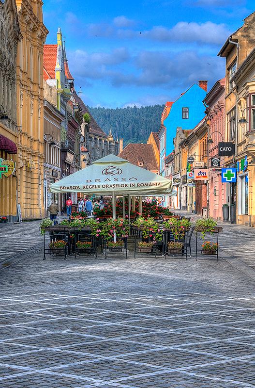 Main Street Brasov