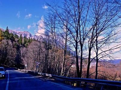 Transylvania Carpathian Mountains
