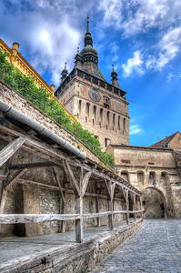 Sighisoara Medieval City