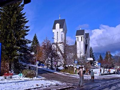 A new Orthodox Church in Transylvania