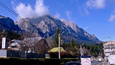 Transylvania Romanian Carpathian Mountains