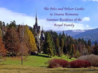 The Peles and Pelisor Castles