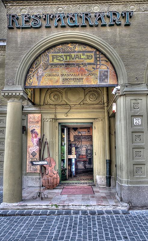 Old Resturant Brasov