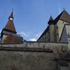 Biertan was the biggest and most impressive of the fortified churches.