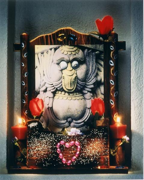 Shrine to Love, #1