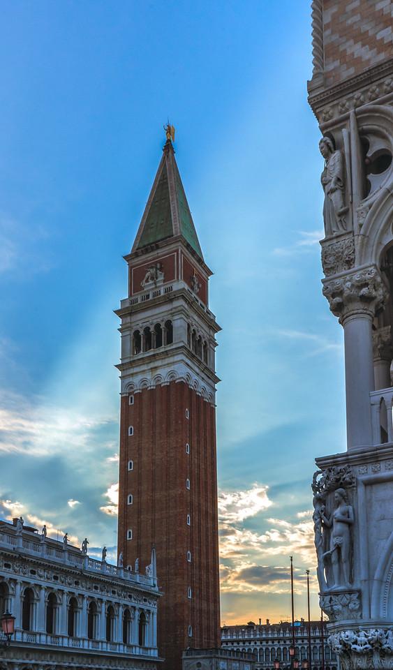 Bell Tower Evening