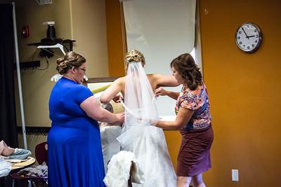 Romayne & Devan's Wedding at Arapahoe Basin on 8/10/18