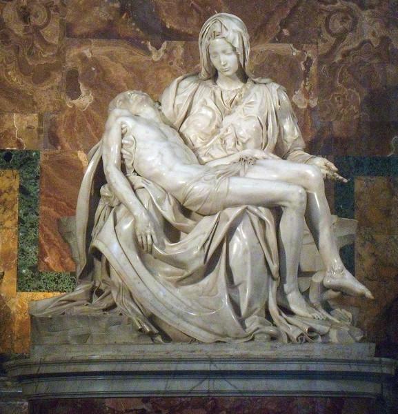 Pieta, St. Peter's Basilica