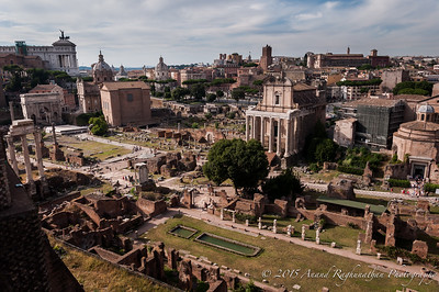 Ah, the Roman Forum