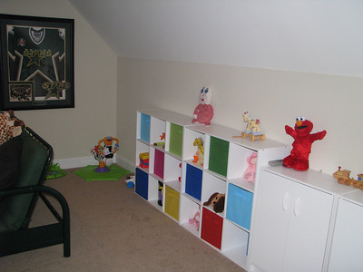 Hannah's playroom!