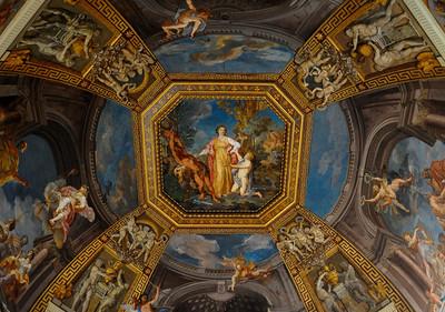 Ceiling, Vatican Museum