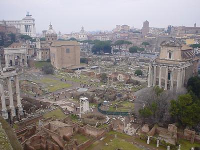 Ruins of the Palatino (5)