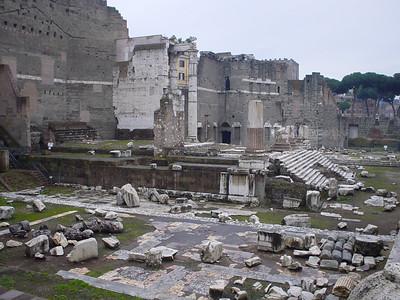 Ruins of Foro di Augusto (1)