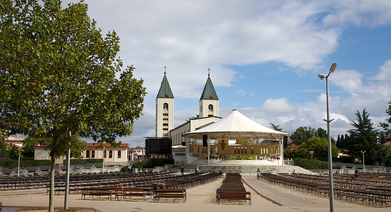 Paroisse St-Jacques - Medjugorje.