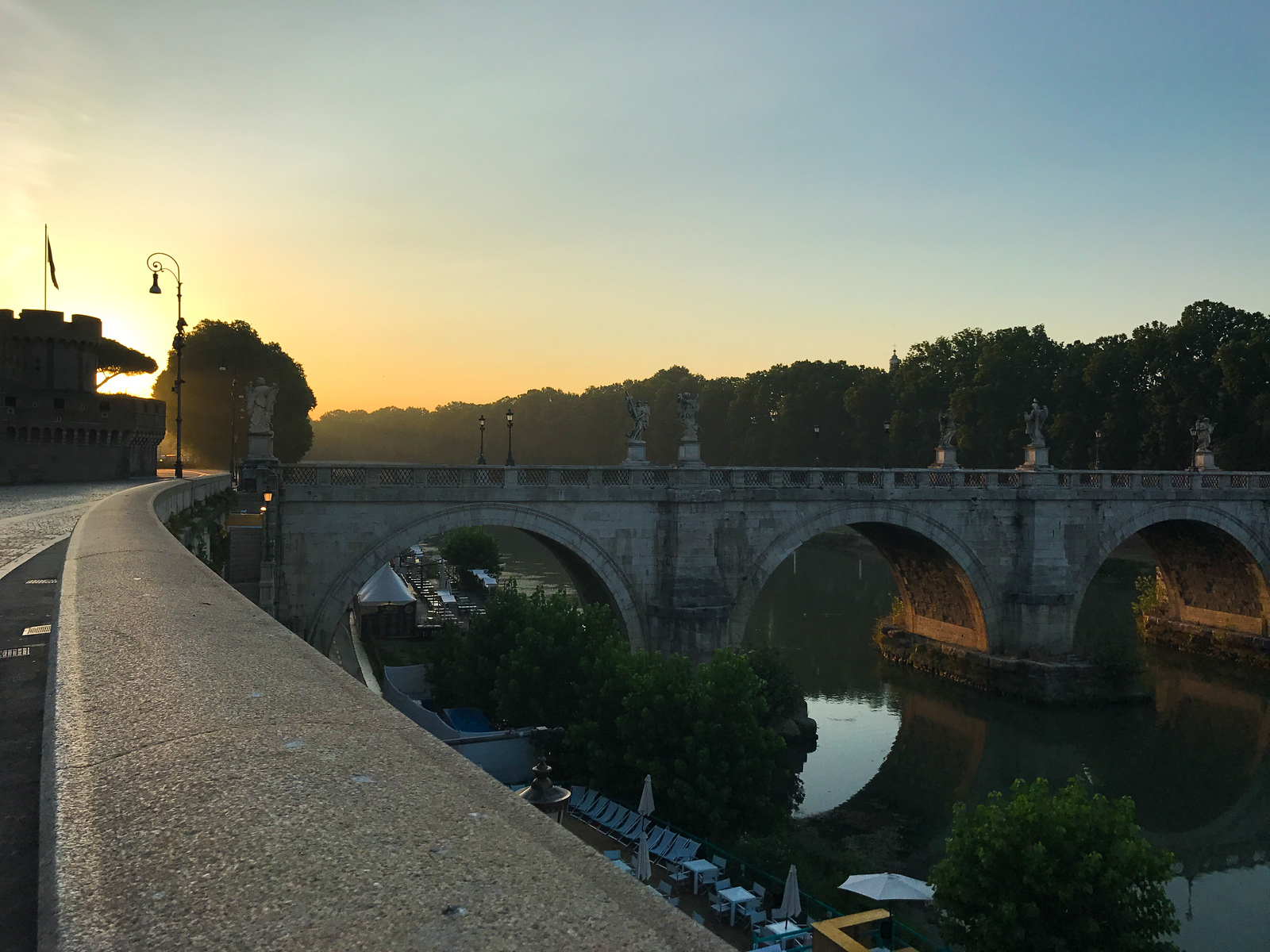 Rome running routes you shouldn't miss.