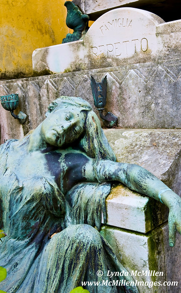 Grief #5: Repetto Family tomb