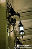 Mideval light fixture