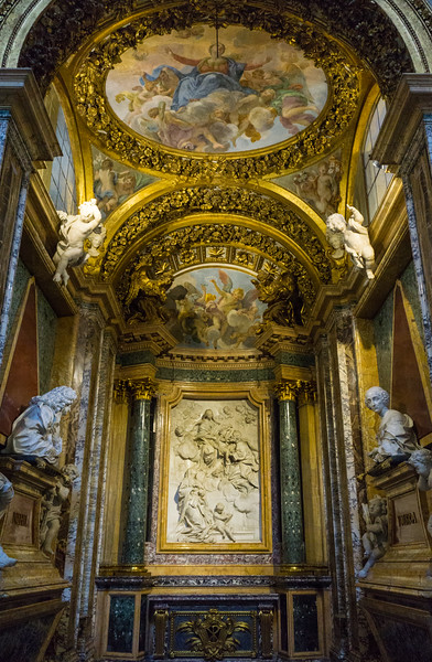 Santa Maria in Campitelli Church, Rome