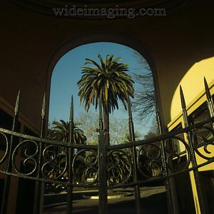 Villa Borghese Park December 31, 1993