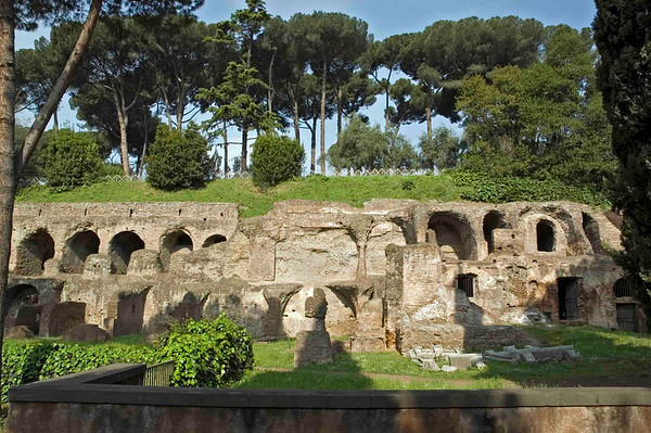 The Palentine and The Forum