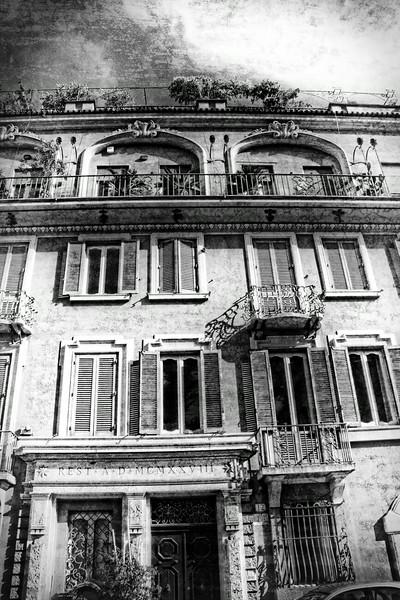Architecture; Rome