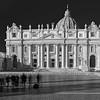 The Basilica, Rome, 2016