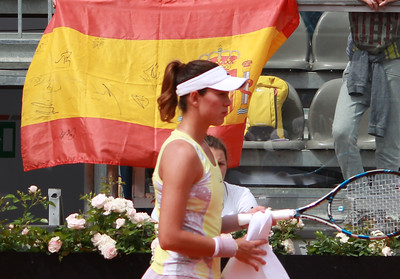 Muguruza - Reins in Spain
