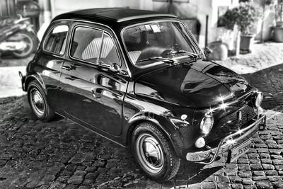 Classic Fiat, Rome