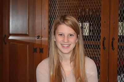 Hutch's grand daughter