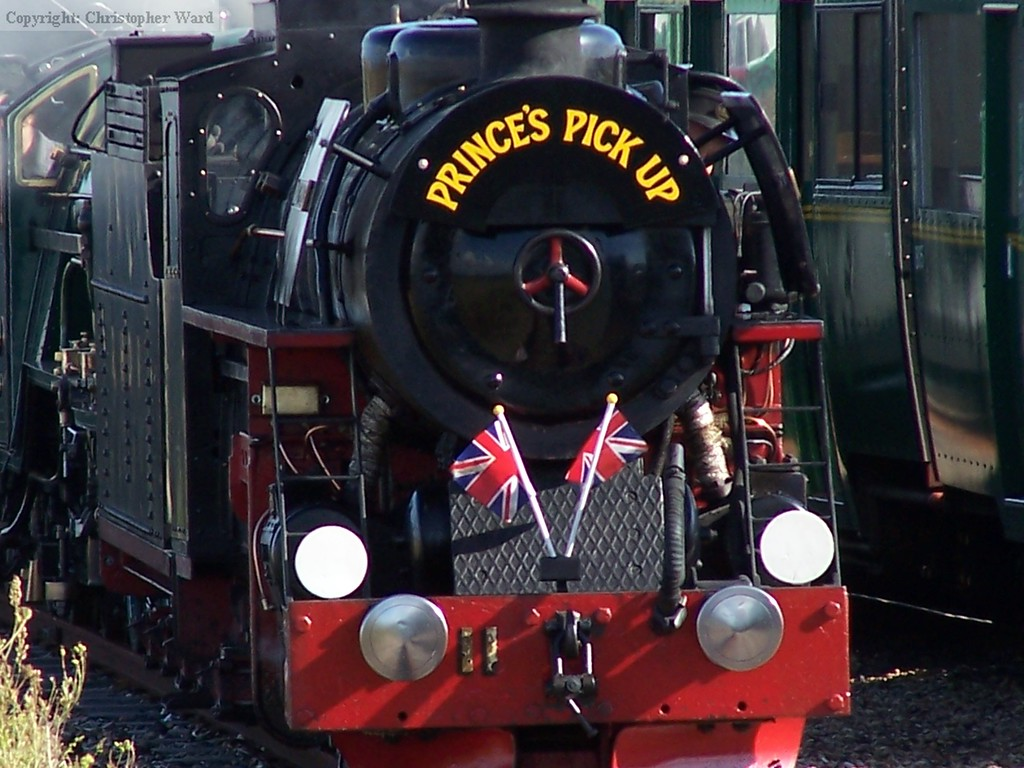 Black Prince enters the loop with a special