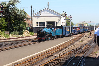 Hurricane returns from Hythe