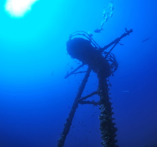 Key Largo Reef and Wreck Diving 2008