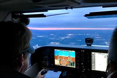 KAAO RNAV (GPS) RWY 36 approach
