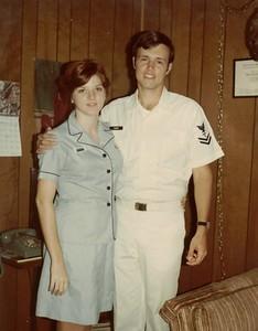 Ron & Kathys Early Days (Wedding)
