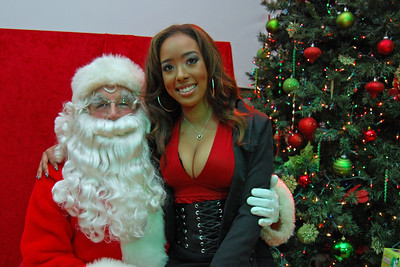1061 2011 Ron Rice and Sterling International Models  Christmas Party