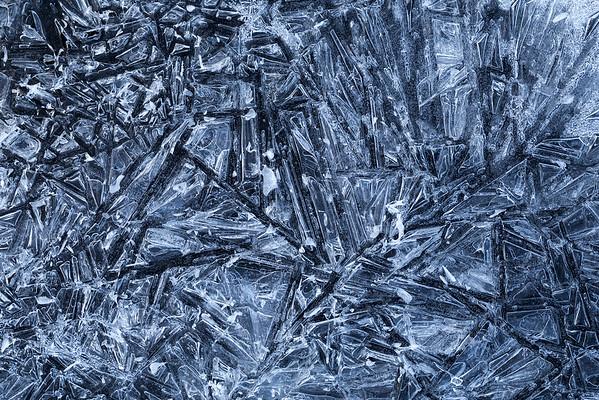 Ice Crystals I