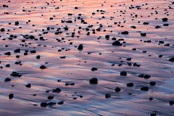 Beached Rocks