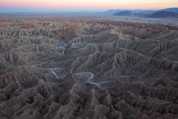 Infinite Badlands