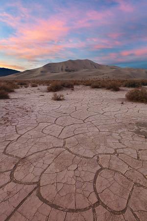 Dune Cracks
