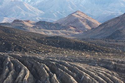 Eroded Badlands