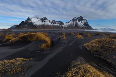 Verturhorn Dunes