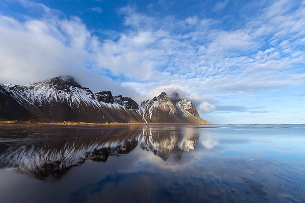 Vesturhorn Reflection