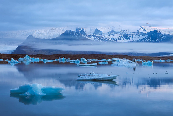 Glacial Lagoon I