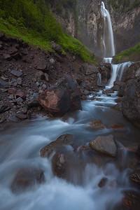 Ccomet Falls