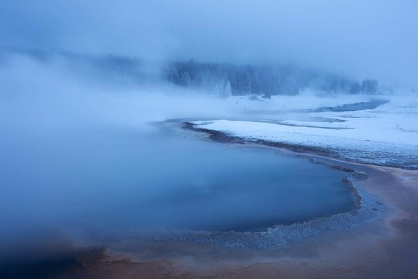 Geothermal Dawn