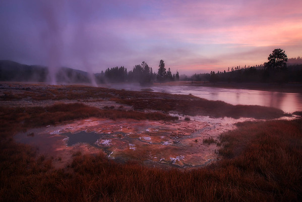 Geothermal Autumn