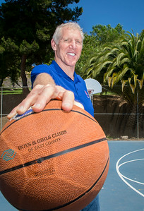 Boys and Girls Club Bill Walton