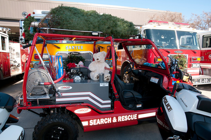 East County Fire Truck Toy Parade 2011_4589