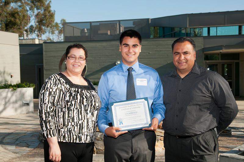 Grossmont Healthcare District Scholarships 2012_1477